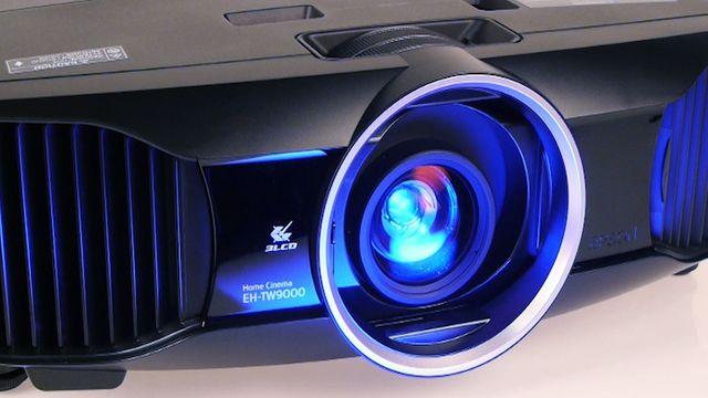 Epson EH-TW9000 Lightpower Edition - Test