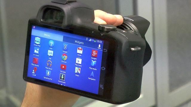 Samsung Galaxy NX - Test