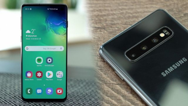 Samsung Galaxy S10 - Review