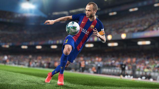Pro Evolution Soccer 2018 (PES 2018) - Gameplay-Trailer