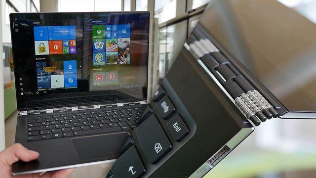 2in1: Lenovo Yoga 910 im Review