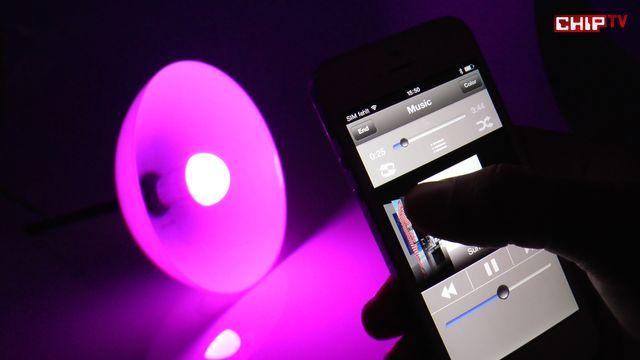 Lumen Tabu TL800 - LED-Leuchte - Android, iOS