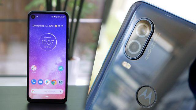 Motorola One Vision im Review