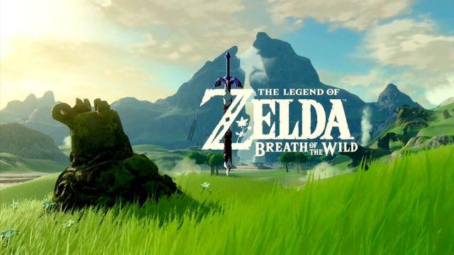 The Legend of Zelda: Breath of the Wild - Presentation Trailer
