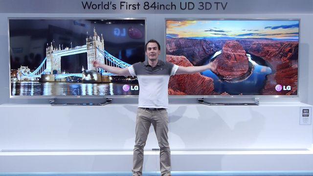 LG Electronics 84LM960V - 4k-Fernseher-Vorstellung