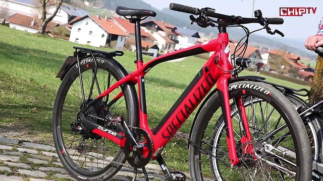 E-Bike - Elektrorad Typen