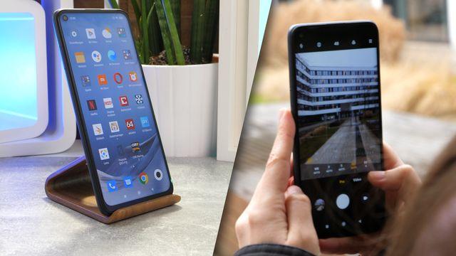 Xiaomi Redmi Note 9T im Test