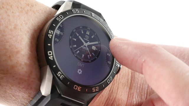 TAG Heuer Connect: Review zur 1400-Euro-Smartwatch