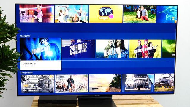 Samsung GQ65Q95T Fernseher im Test