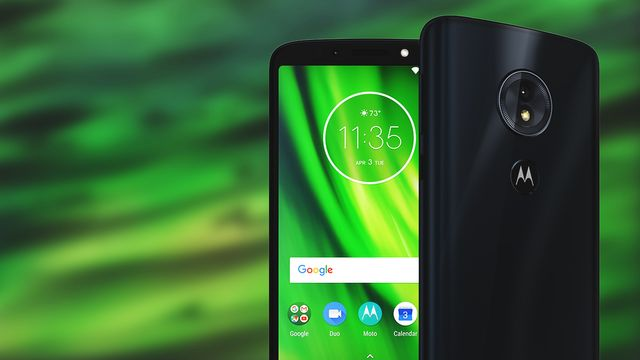 Motorola G6 Play in der Review