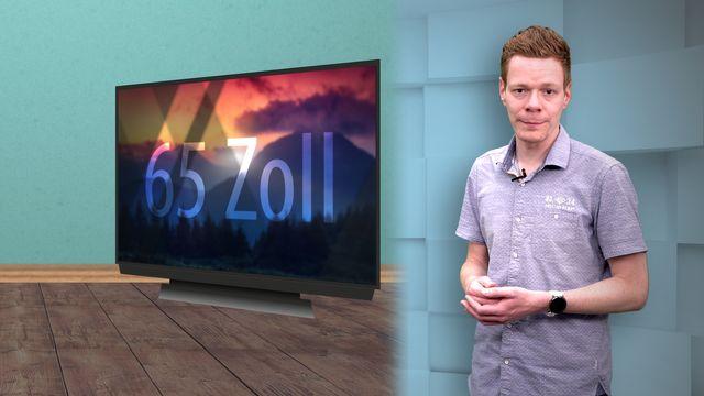 65-Zoll-Fernseher Kaufberatung