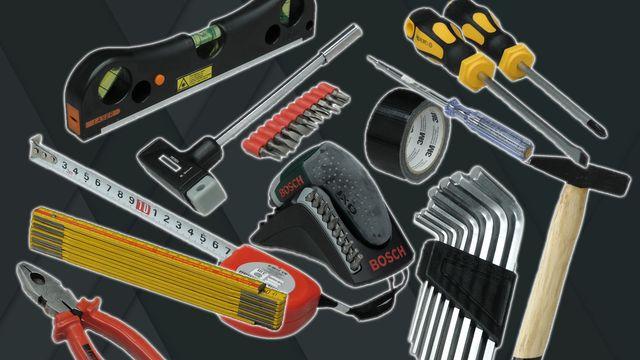 Werkzeuge, die jeder haben sollte
