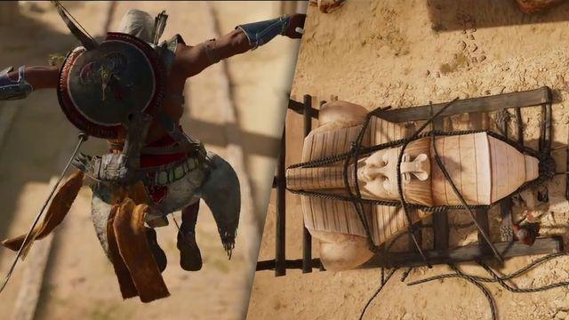 Assassin's Creed Origins - Offizieller Trailer