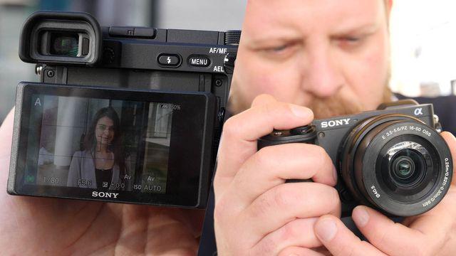 Sony Alpha 6400 im Review