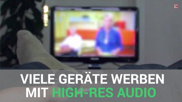 HighRes-Audio – Was Sie wissen müssen
