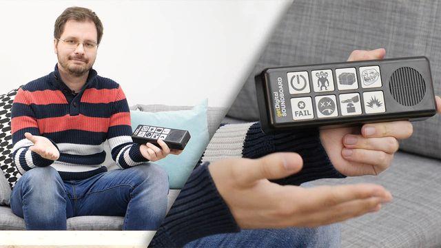 Gadget im Review: Soundboard von Getdigital