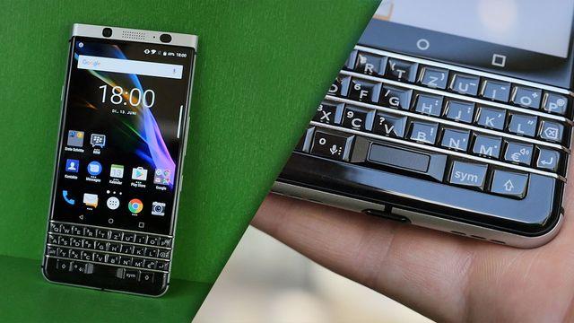BlackBerry KeyOne im Review