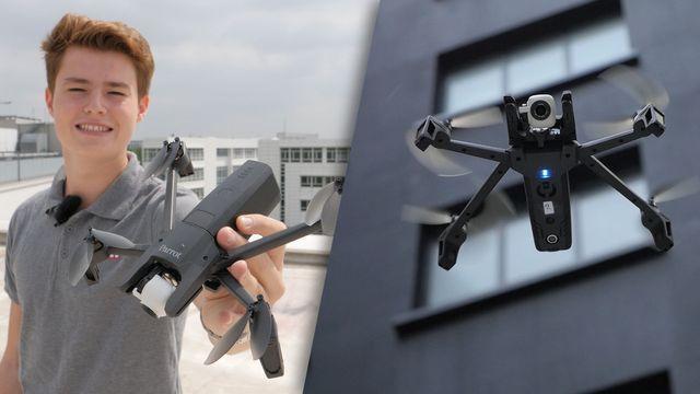 Drohne Parrot Anafi im Review