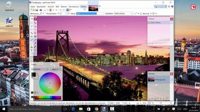 Paint.NET mit Plugins gratis erweitern - Software-Tipp