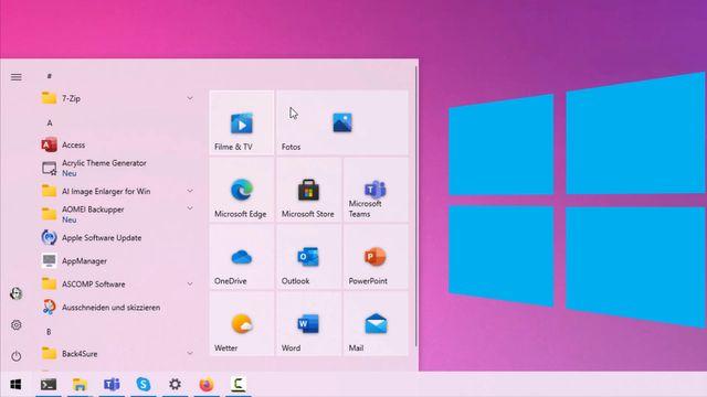 Windows 10 20H2: Neue Features im Oktober Update
