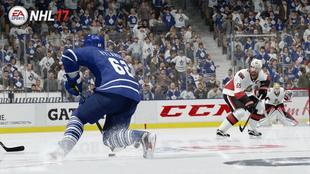 NHL 17 - Gameplay-Trailer