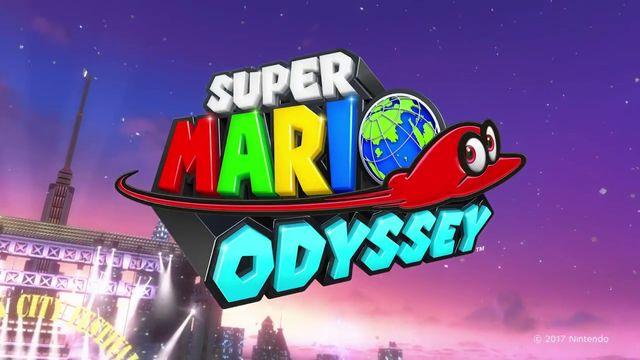 Nintendo presents Super Mario Odyssey - Gameplay Trailer E3 2017