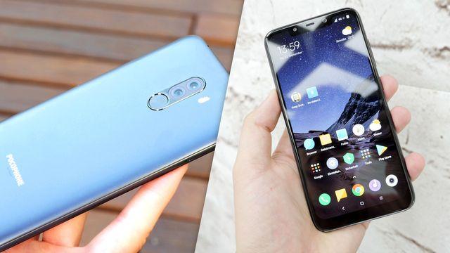 Xiaomi Pocophone F1 im Review