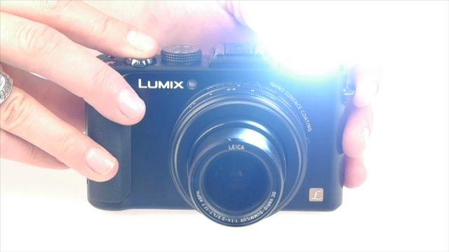 Panasonic Lumix DMC-LX7 - Test