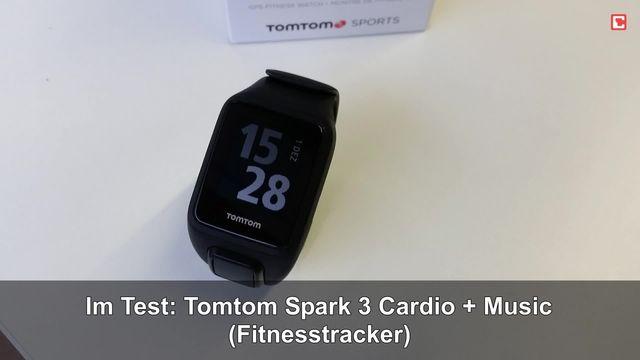 TomTom Spark 3 Cardio + Music: Eindrücke aus dem Testlabor