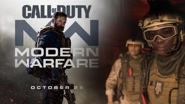 Call of Duty: Modern Warfare (offizieller Trailer)