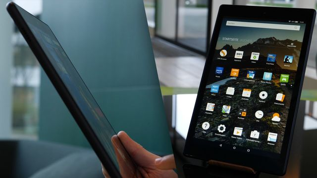 Amazons Fire Tablet HD 10 im Review