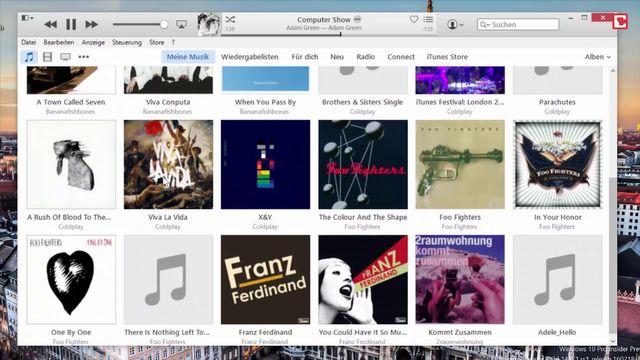 5 iTunes-Features, die Sie kennen sollten