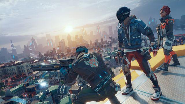 Ubisoft präsentiert: Hyper Scape - Trailer zur Open Beta