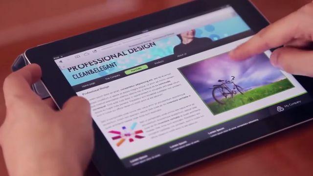 WebSite X5 - Ihre Website auch auf Smartphones und Tablets!