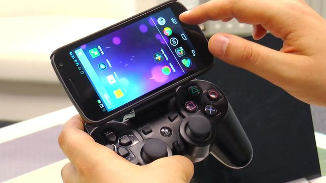 PS3-Controller am Smartphone verwenden - Workshop