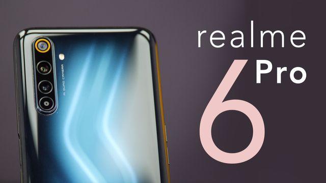 Realme 6 Pro im Test