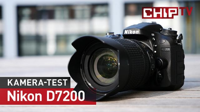 Nikon D7200 - DSLR - Review