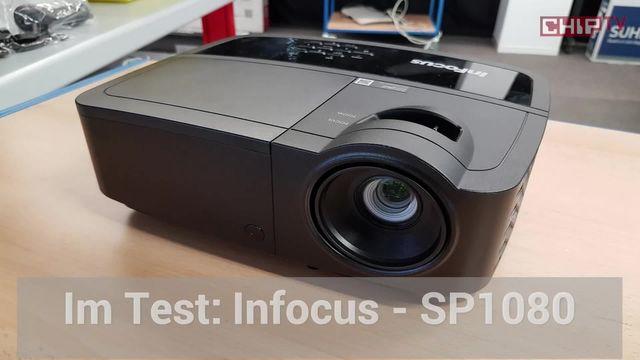 Infocus SP1080: Eindrücke aus dem Testlabor