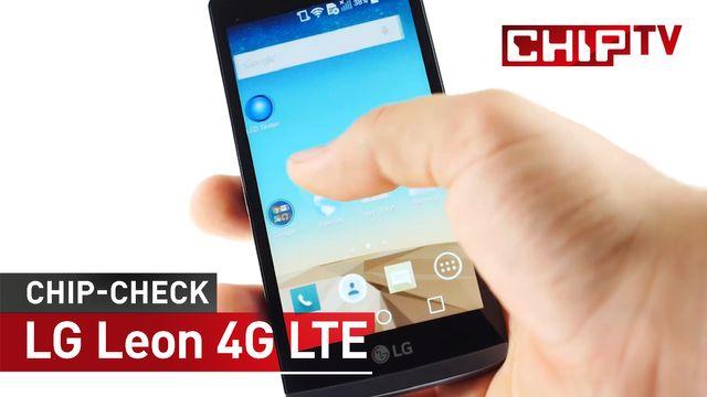 LG Leon 4G LTE - Handy - Review