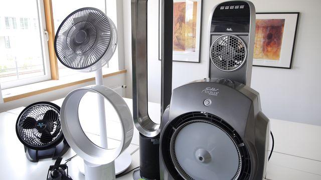 Ventilator kaufen: Die ultimativen Kauftipps gegen Hitze