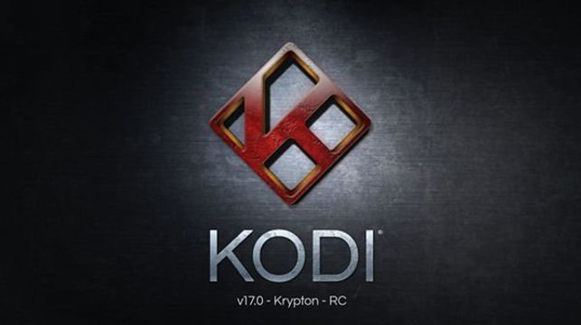 "Kodi Mediacenter Version 17.0 ""Krypton"""