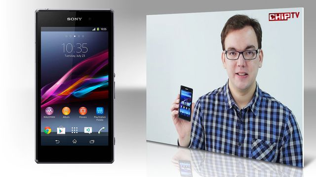 Xperia Z1 Compact - Test