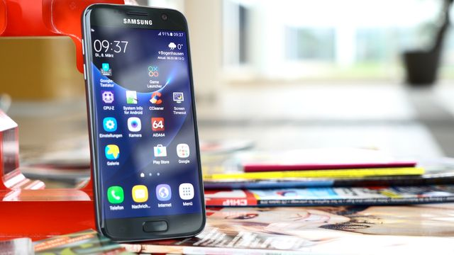 Samsung Galaxy S7 im Review