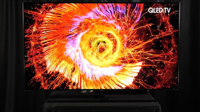 Samsung Fernseher GQ55Q9FN im Review