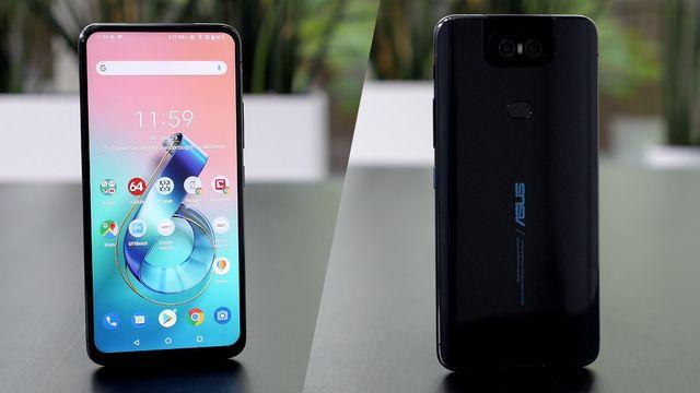 Asus Zenfone 6 im Review