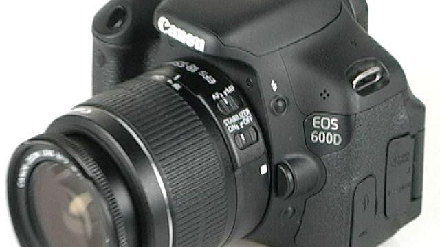 Canon EOS 600D -Test