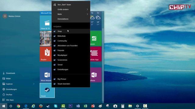 Mega-Update Threshold 2 für Windows 10