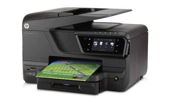 HP Officejet Pro 276dw - Multifunktionsdrucker - Test