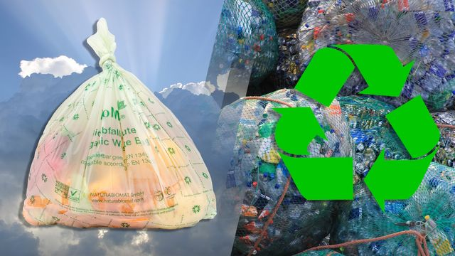 Warum Biomülltüten ein Problem sind