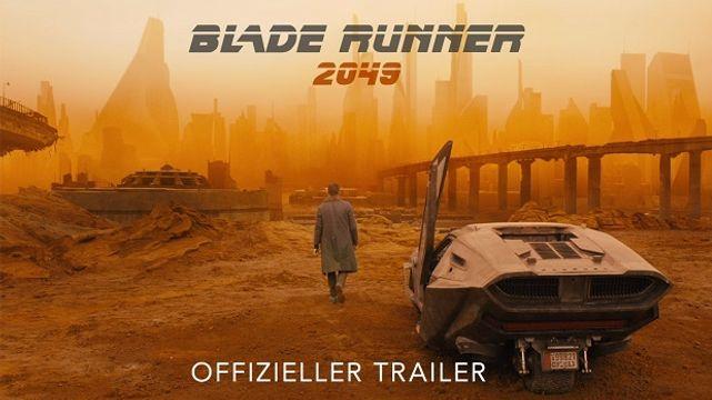 Blade Runner 2049 (offizieller Trailer)
